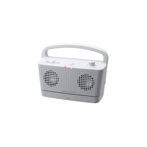 Audio-Technica オーディオテクニカ デジタルワイヤレスステレオスピーカーシステム(ホワイト) AT-SP767TV WH【送料無料】