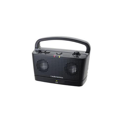 Audio-Technica オーディオテクニカ デジタルワイヤレスステレオスピーカーシステム(ブラック) AT-SP767TV BK【送料無料】