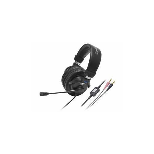 Audio-Technica オーディオテクニカ ステレオヘッドセット ATH770COM 家電 オーディオ関連 Audio-Technica【送料無料】