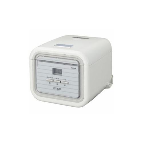 タイガー マイコン炊飯器 「炊きたて tacook」 3.0合 シンプルホワイト JAJ-A552-WS 家電 キッチン家電 炊飯器【送料無料】