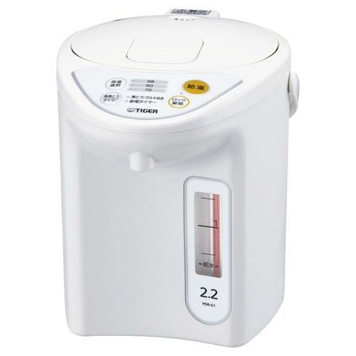 マイコン電動ポット2.2L 家電 キッチン家電 電気ポット 電気ケトル【送料無料】