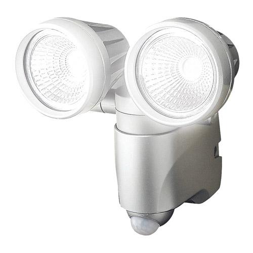 LEDセンサーライトダブル 雑貨 ホビー インテリア 雑貨 防災用品【送料無料】【int_d11】