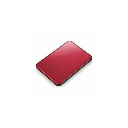 バッファロー HD-PUS1.0U3-RC ポータブルハードディスク 「Mini Station」 レッド 1TB HD-PUS1.0U3RC【送料無料】【int_d11】
