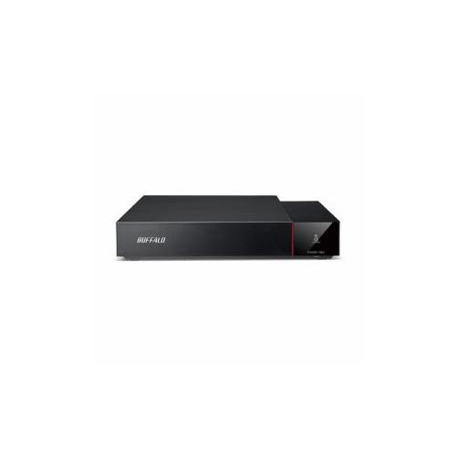 バッファロー HDV-SQ1.0U3/VC SeeQVault対応 24時間連続録画対応 テレビ録画専用設計 USB3.1(Gen1)/USB3.0対応外付けHDD【送料無料】