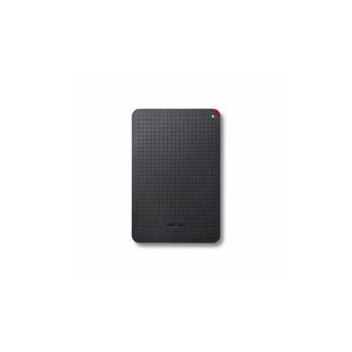 バッファロー SSD-PL240U3-BK 耐振動 耐衝撃 省電力設計 USB3.1(Gen1)対応 小型ポータブルSSD 240GB SSD-PL240U3-BK【送料無料】【int_d11】