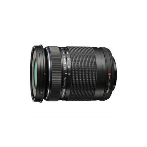 OLYMPUS 交換レンズ EZM40150R BLK EZM40150RBLK EZM40150RBLK カメラ OLYMPUS【送料無料】