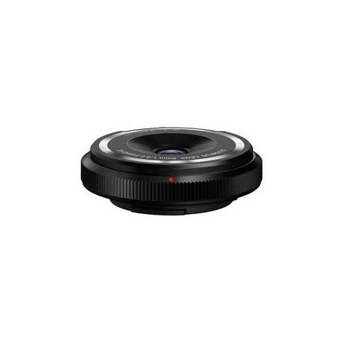 OLYMPUS フィッシュアイボディーキャップレンズ ブラック BCL-0980BLK BCL0980BLK BCL0980BLK カメラ OLYMPUS【送料無料】