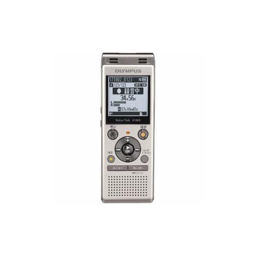 OLYMPUS V-863-GLD ICレコーダー 「Voice-Trek」 ゴールド V-863 V-863GLD 家電 OLYMPUS【送料無料】