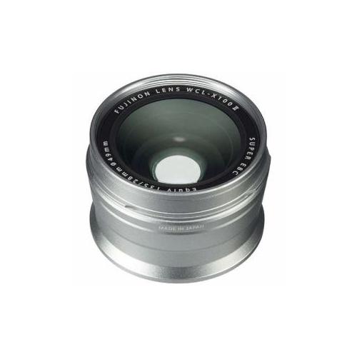 富士フイルム WCL-X100S2 ワイドコンバージョンレンズ(シルバー) WCL-X100S カメラ 富士フイルム【送料無料】