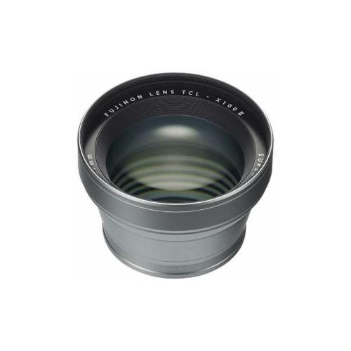 富士フイルム TCL-X100S2 テレコンバージョンレンズ(シルバー) TCL-X100S カメラ 富士フイルム【送料無料】