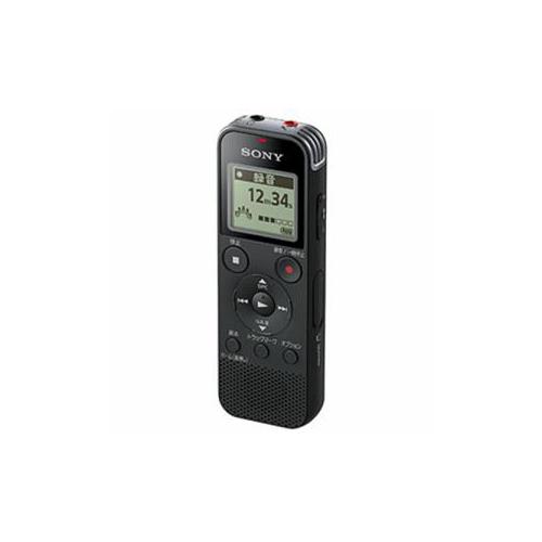 ソニー ICD-PX470FBC 4GB内蔵+外部マイクロSDカードスロット搭載 リニアPCM対応ICレコーダー ブラック(代引不可)