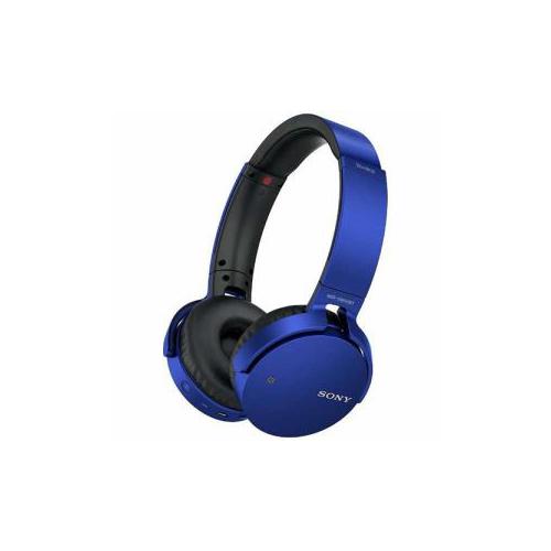 ソニー MDRXB650BTLZ Bluetooth対応ワイヤレスステレオヘッドセット(ブルー)(代引不可)【送料無料】
