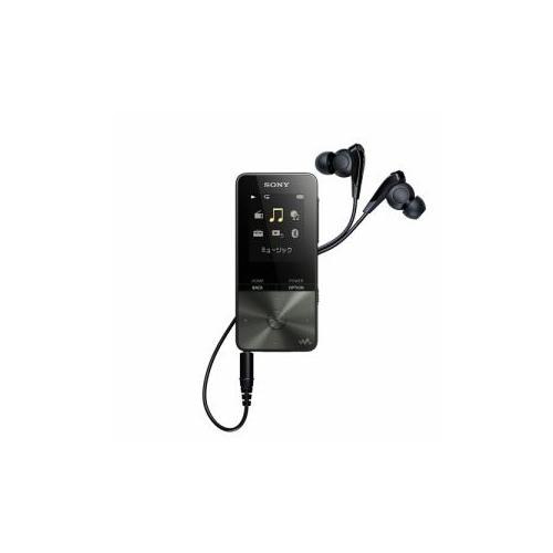 ソニー NW-S315-B ウォークマン Sシリーズ[メモリータイプ] 16GB ブラック(代引不可)【送料無料】