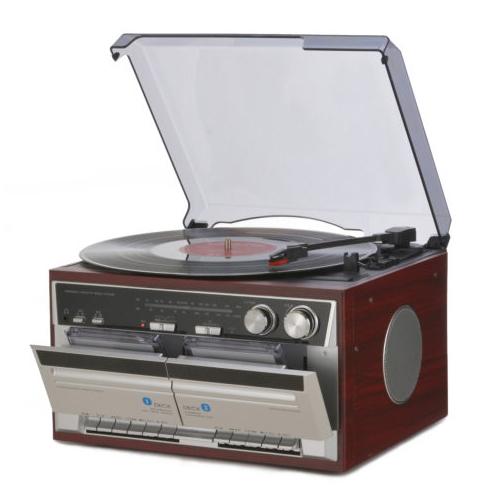 とうしょう Wカセットレコードプレーヤー TT-386W(代引不可)