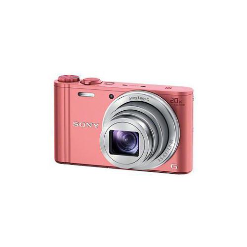 ソニー デジタルスチルカメラ Cyber-shot(サイバーショット) DSC-WX350(P)(代引不可)【送料無料】