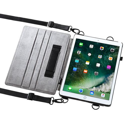 サンワサプライ スタンド機能付きショルダーベルトケース(iPadPro12.9インチ用) PDA-IPAD1212(代引不可)【int_d11】
