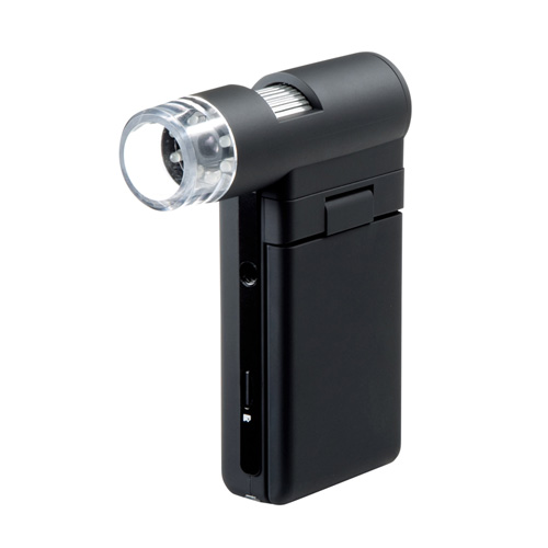 サンワサプライ デジタル顕微鏡 LPE-05BK(代引不可)【送料無料】