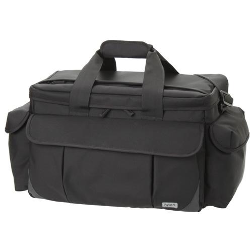 エツミ カメラバッグ アペックスシューティングプロ4D 23L ブラック VE-3470(代引不可)【送料無料】