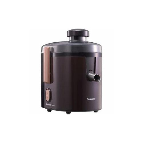 Panasonic 高速ジューサー ブラウン MJ-H600-T(代引不可)【送料無料】