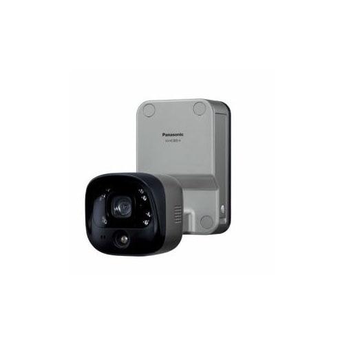 Panasonic ホームネットワークシステム(屋外バッテリーカメラ) KX-HC300S-H(代引不可)【送料無料】