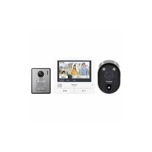 Panasonic ワイヤレスカメラ付テレビドアホン VL-SVH705KLC()【ポイント10倍】【送料無料】