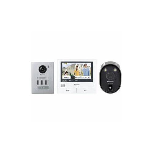 Panasonic ワイヤレスカメラ付テレビドアホン VL-SVH705KSC(代引不可)【送料無料】【int_d11】