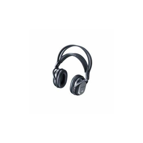 Panasonic デジタルワイヤレスサラウンドヘッドホンシステム ブラック RP-WF70-K(代引不可)【送料無料】