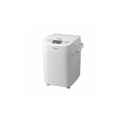 Panasonic ホームベーカリー 1斤タイプ ホワイト SD-MB1-W(代引不可)【送料無料】