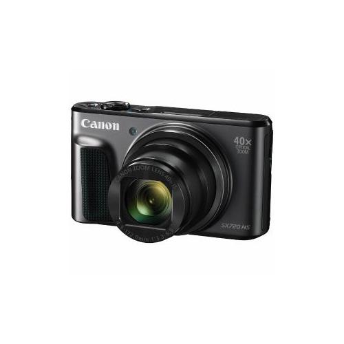 Canon デジタルカメラ PowerShot(パワーショット) SX720 HS(ブラック) PSSX720HS(BK) PSSX720HS(代引不可)【送料無料】