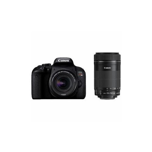 Canon EOSKISSX9I-WKIT デジタル一眼カメラ「EOS Kiss X9i」ダブルズームキット EOSKISSX9IWZOOMKIT(代引不可)【送料無料】