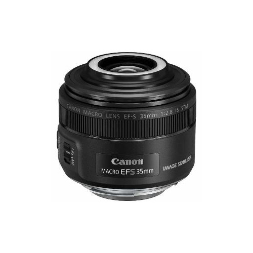 Canon EF-S3528MISSTM 交換用レンズ EF-S35mm F2.8 マクロ IS STM EF-S3528MISSTM(代引不可)【送料無料】