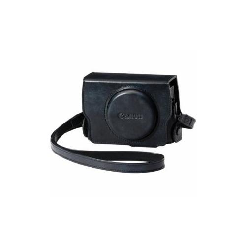 Canon PowerShot G7 X Mark II用 ソフトケース ブラック CSC-G8BK CSC-G8BK(代引不可)