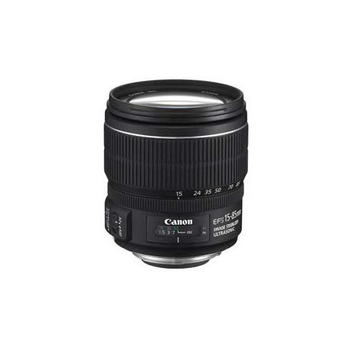 Canon EFS15-85ISUSM 交換用レンズEFLENSEF-S15-85IS EFS15-85ISUSM(代引不可)【送料無料】【int_d11】