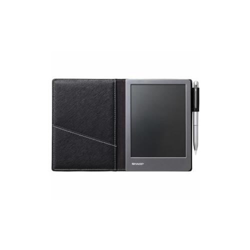 SHARP WG-S50 電子ノート 6型 ブラック系(代引不可)