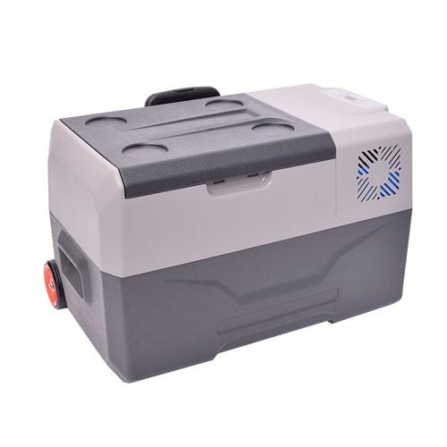 サンコー バッテリー内蔵30Lひえひえ冷蔵冷凍庫 CLBOX30L(代引不可)