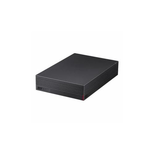 BUFFALO バッファロー 外付けHDD ブラック 1TB HD-LD1.0U3-BKA(代引不可)【送料無料】【int_d11】
