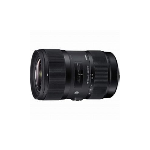 SIGmA レンズ AF18-35/1.8DCHSm-NI(代引不可)【送料無料】