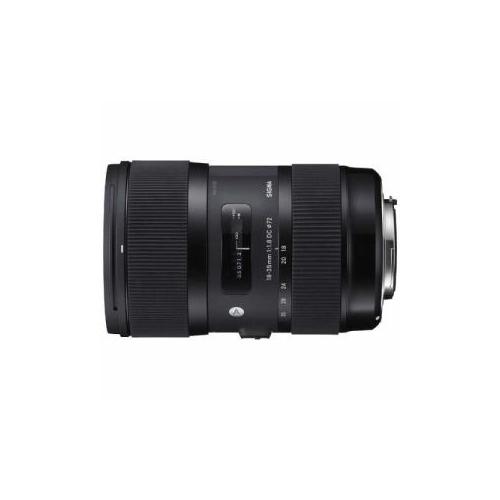 SIGmA 交換レンズ AF18-35/1.8DCHSm-SG(代引不可)【送料無料】