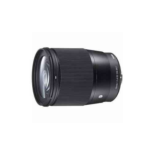 SIGmA 交換用レンズ 16mm F1.4 DC DN マイクロフォーサーズマウント 16mm-F1.4-DC-DN-C-mF(代引不可)【送料無料】