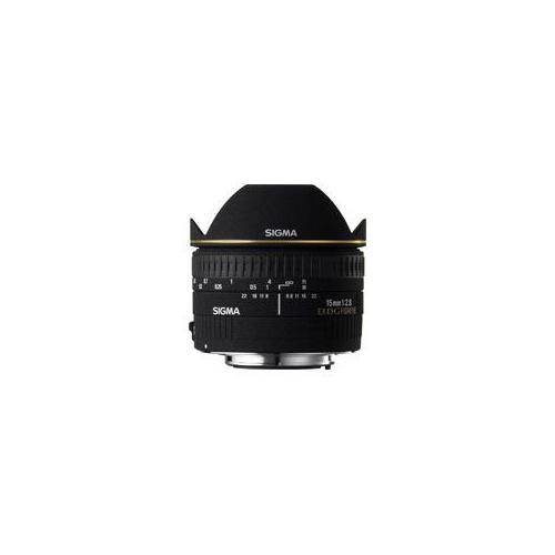 SIGmA 15mm F2.8 EX DG DIAGONAL FISHEYE NIKON用 AF15/2.8EXDGFISH-NI(代引不可)【送料無料】