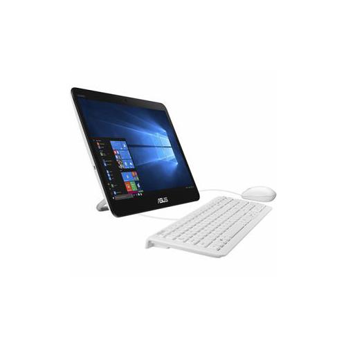ASUS デスクトップパソコン 15.6型 ASUSPRO All-in-One PCシリーズ V161GAT-N4PROWHT(代引不可)【送料無料】