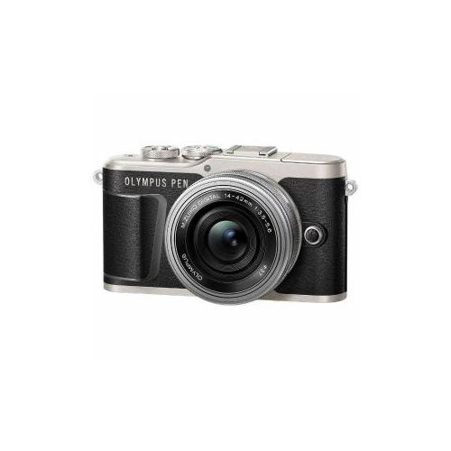 OLYmPUS デジタル一眼カメラ「OLYmPUS PEN E-PL9」14-42mm EZレンズキットブラック PEN-E-PL9・14-42mm-EZ(代引不可)【送料無料】
