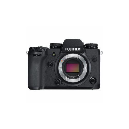 富士フイルム ミラーレス一眼カメラ 「FUJIFILm X-H1」 ボディ F-X-H1(代引不可)【送料無料】