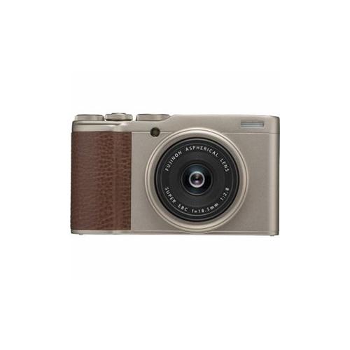 富士フイルム コンパクトデジタルカメラ シャンパンゴールド FX-F10-G(代引不可)【送料無料】