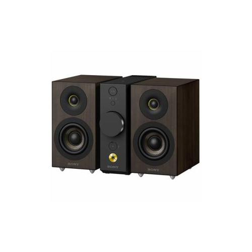 SONY セパレートタイプ Bluetoothスピーカー コンパクトオーディオシステム(ブラック) CAS-1-BC(代引不可)【送料無料】