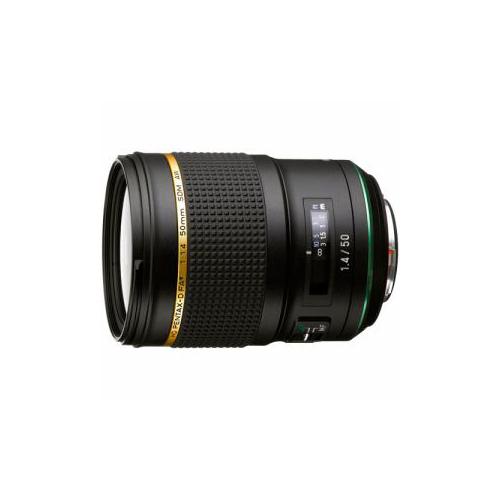Pentax 交換用レンズ HD PENTAX-D FA 50mmF1.4 SDm AW HDDFA50F1.4SDmAW(代引不可)【送料無料】