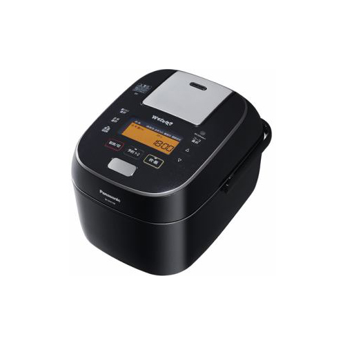 Panasonic 可変圧力スチームIH炊飯ジャー 「Wおどり炊き」(1升) ブラック SR-SPA188-K(代引不可)【送料無料】