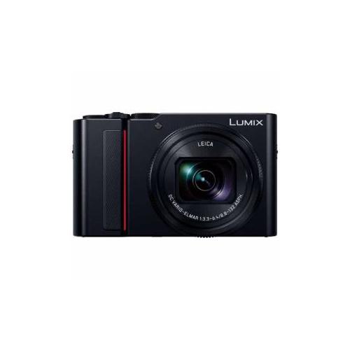 Panasonic コンパクトデジタルカメラ LUmIX(ルミックス) ブラック DC-TX2-K(代引不可)【送料無料】