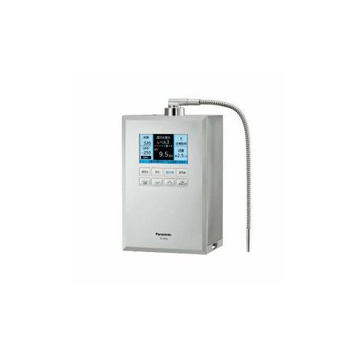 Panasonic 還元水素水生成器 シルバー TK-HS92(代引不可)【送料無料】