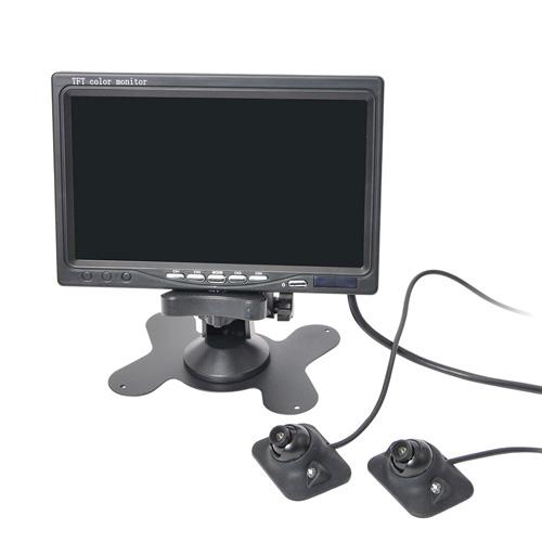 サンコー 見えない死角が良く見えるモニター付きブラインドカメラ BLDSPCAm(代引不可)【送料無料】